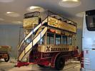 Bild vom historischen Bus