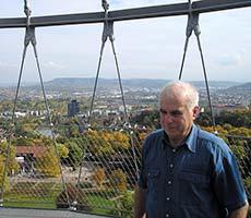 Blick vom Aussichtsturm im Höhenpark Killesberg